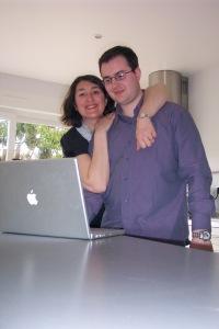 La boss laurence et l'ingénieur Arnaud