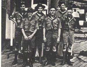 photos de scouts