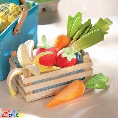 Cagette à légumes Haba