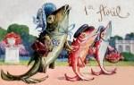 Histoire du poisson d' avril