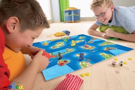 HABA  A l'abordage un jeu pour enfant