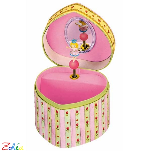 Boîte à musique Princesse Lillifée