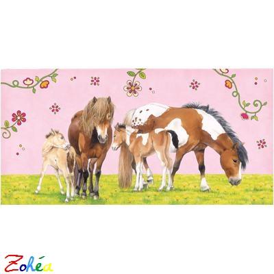 Drap de bain Amis des chevaux