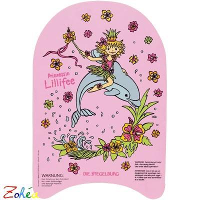 Planche de natation Princesse Lillifée