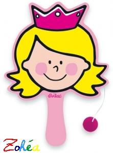 Tap tap princesse un jouet Vilac
