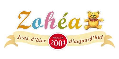 Zohea jouets et jeux pour enfants depuis 2004