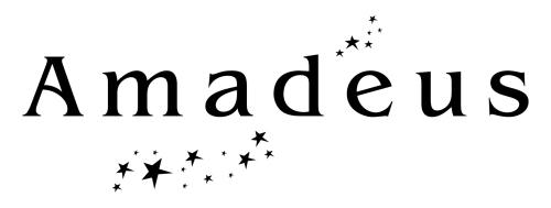 Amadeus série limitée Noël