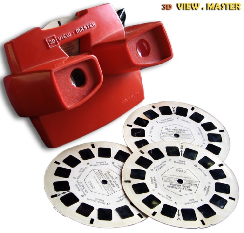 visionneuse View Master