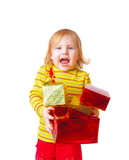 Cadeaux de Noël Enfan